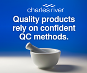 Quality Products Rely on Confident QC Methods - Charles River
