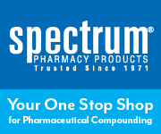 Spectrum Pharmacy Products - Your One Stop Shop for Pharmaceutical Compounding