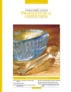 Jan/Feb 2001 - Compounding for Pediatric Patients (PDF)